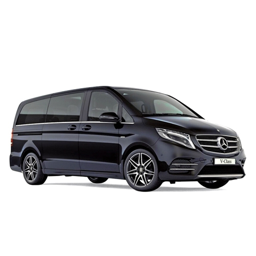 Nuovo Mercedes classe V extra Long