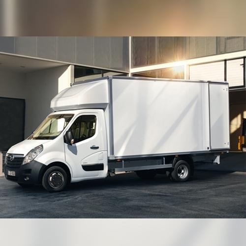 Nuovo  Opel Movano  2018